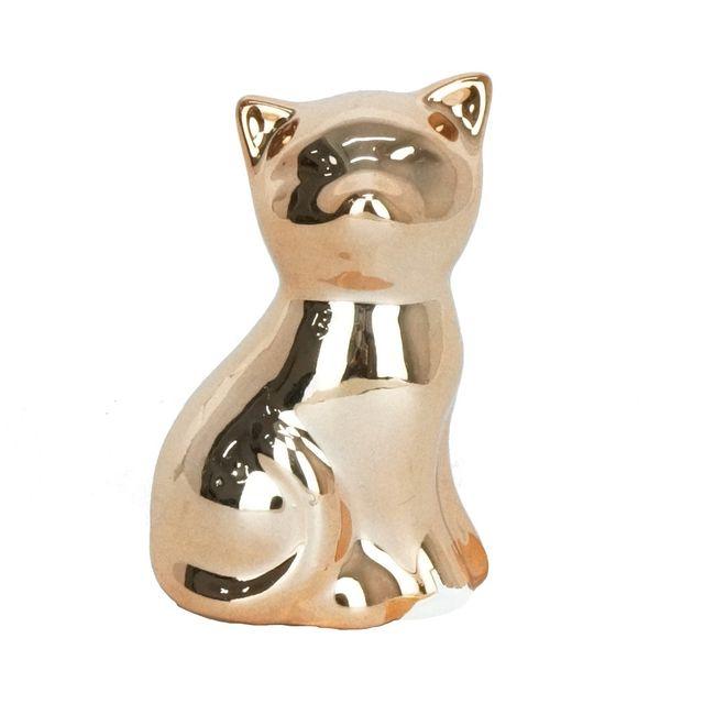Gato-Sentado-Rose